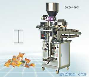 DXD-400C立式全自動包裝機