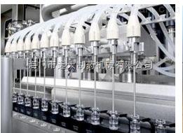 液体灌装生产线,沐浴露灌装生产线