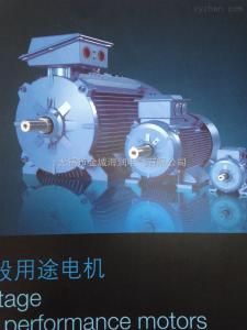M2BAX系列離心泵用ABB電機