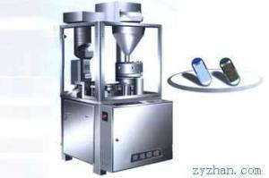 NJP500A全自动胶囊充填机