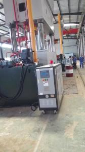 LOS系列南京導熱油加熱器|油冷熱一體溫控機|高溫模溫機原理