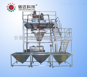 大劑量粉狀大量元素葉面肥肥料自動生產線