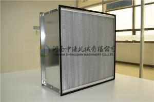 有隔板高效空氣過濾器