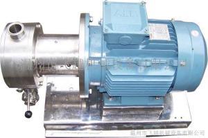 浙江快装管线式高剪切乳化泵