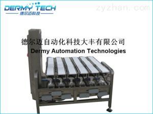 DEM002-6L生產 藥品輸送式稱重機重量分選機包裝生產線