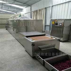 LW-30HWV-8X青島大蝦烘烤設備生產廠家推薦立威微波