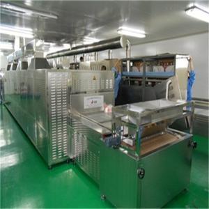 LW-30KWCGA黄蜀葵微波烘干设备