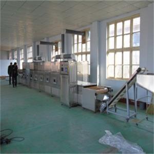 LW-15kw糖漿微波滅菌設備