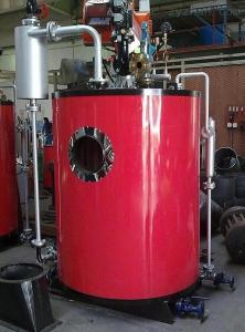 LSS0.03-0.4-Q上海華征特種鍋爐制造全自動免檢立式燃氣蒸汽發生器