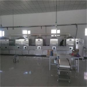 LW-80KWCGA中藥材微波烘干殺菌設備