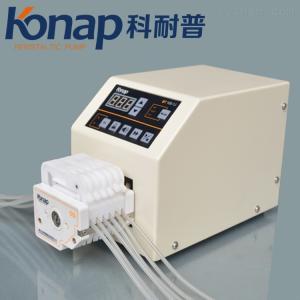 BT100-1J科耐普BT100-1J多通道微型蠕動泵廠家直銷