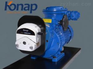 FB500-YZ15重慶konap/科耐普FB500-YZ15防爆型智能蠕動泵質量保證