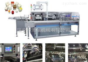 DZH 120臥式全自動裝盒機