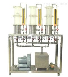 板式塔RTF-BLY瑞泰丰板式塔流体力学演示实验装置RTF-BLY化工原理实验装置