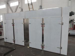 CT-1生物胶箱式干燥设备 锌铬黄烘干机