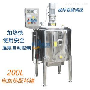 PJ-D型電加熱攪拌配料罐(200L)