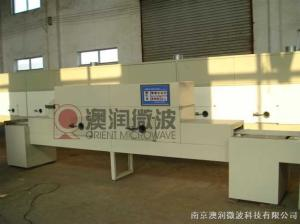 ORW100S-3T 連續微波干燥設備聯合機組
