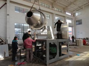 SYH-800庆大霉素粉末混合机 三维运动粉体搅拌机