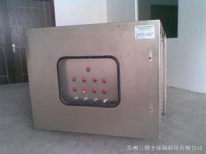 制药厂恶臭气体净化设备