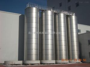室外大型奶倉裝置