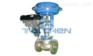 ZXPⅡ型ZXPⅡ型低噪聲氣動薄膜單座調節閥
