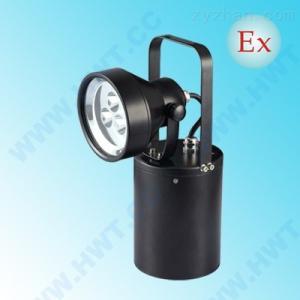 便攜式LED防爆探照燈,卸貨用強光照明燈,3*3W防水防爆強光探照燈