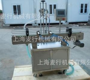 MH-G40全自动直线式灌装机