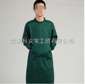 绿色棉质手术服反穿衣