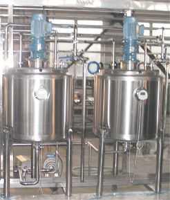 實驗型發酵罐