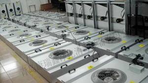 875*575*320空气净化设备 风机过滤器机组FFU
