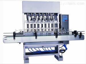 新型優質高精度液體灌裝機