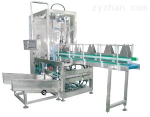 碼垛機器人及裝箱機生產線