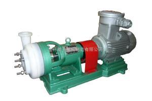 FSB型FSB型氟塑料合金離心泵永嘉威王制造商提供