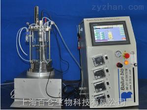 5GC磁力攪拌離位滅菌玻璃發酵罐