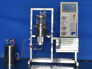 5GCAV原位滅菌磁力攪拌玻璃發酵罐(立式)