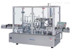 YG8/4八泵液體灌裝旋(軋)蓋一體機
