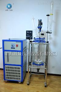 S21250L-80L-100L双层玻璃反应釜