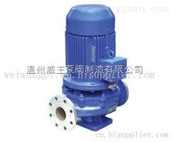 IHGB型立式不銹鋼防爆管道離心泵化工泵油泵造紙設備