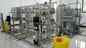 3噸雙級配EDI混床純化水設備