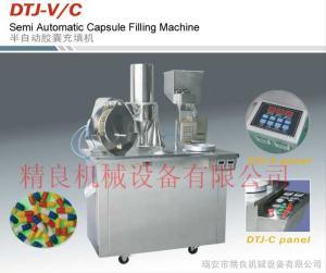 DTJ-V/CDTJ-V/C 半自动硬胶囊充填机