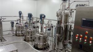 机械搅拌不锈钢发酵罐价格