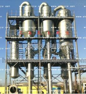 三效蒸發器方案與報價