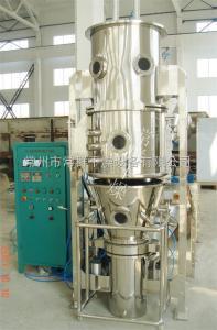 防爆沸騰干燥制粒機防爆沸騰干燥制粒機工藝需求、固體飲料造粒機干燥設備
