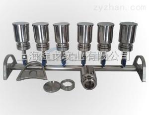 GUIGO-M2-50不銹鋼多聯過濾器