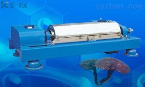 LW300*1350N臥螺離心機LW300*1350N靈芝提取液分離