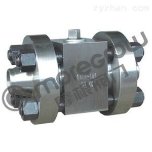 Q61N/Q61Y鍛鋼焊接式高壓球閥