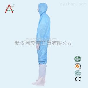 电子PDI车间洁净服,抗静电防护服,隔离服
