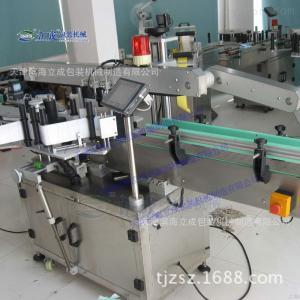 BHLC-TBJ100天津立成包装机械供应圆瓶自动贴标机 生产线贴标机 全自动不干胶贴标机