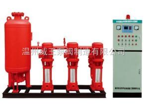 全自动变频调速恒压消防供水设备3C认证