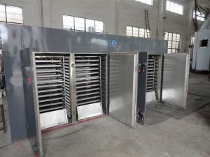 CT-C-4型蔬菜水果熱風循環烘箱 干燥機 箱式烘干機